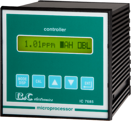 IC 7685 Ion Concentration Controller