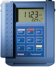 Portamess 913 Conductivity